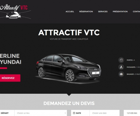 Attractif VTC